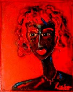 """Red Woman"""