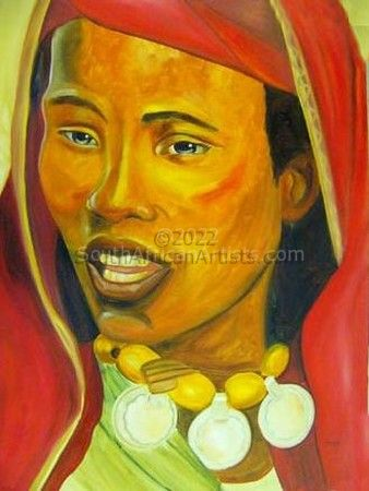 """The young african Sage"""