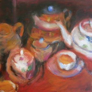 """Magdaleen's Teapot Collection 4"""