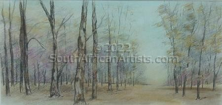 """Forest Pastel"""