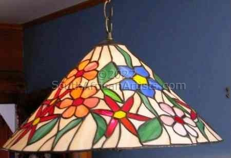 """Flowers Lampshade"""