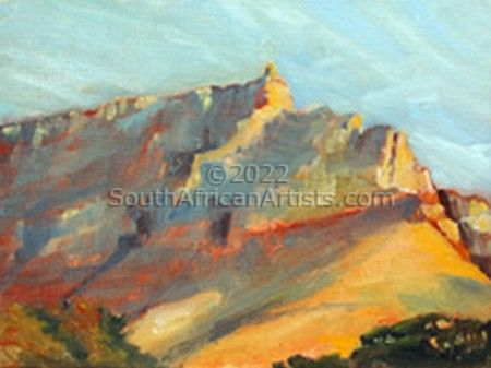 """Table Mountain IV Sunset"""