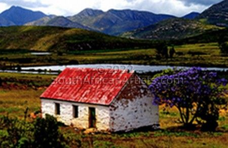 """Langkloof Cottage"""