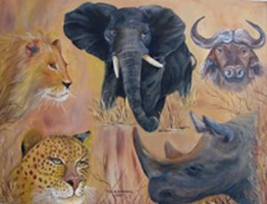 """Big Five South Africa"""