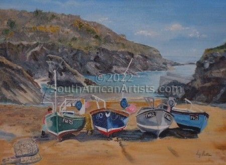 """Low Tide Port Isaac"""