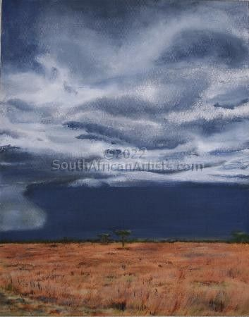"""Storm over Masai"""