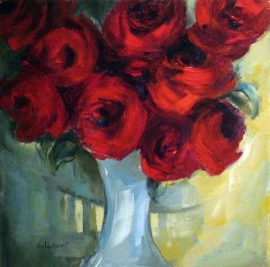 """Red Bouquet 5"""