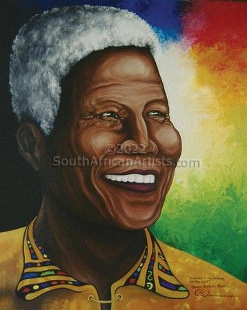 """Nelson Mandela - Out of the Darkness"""