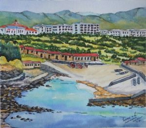 """Hermanus Harbour"""