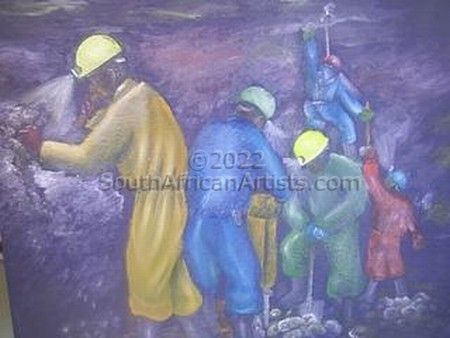 """Miners On Duty"""