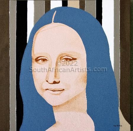"""Mona Lisa Blue"""