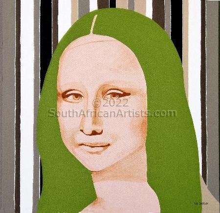 """Mona Lisa Green"""