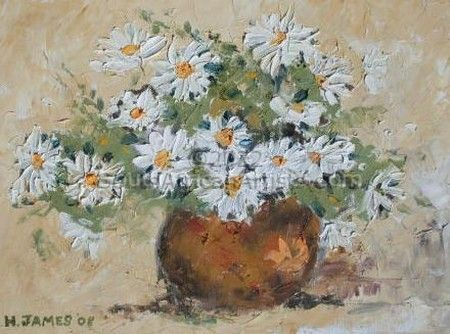 """Daisies in Spring"""
