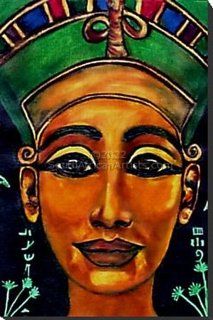 """Ancient Egypt: Nefertiti"""