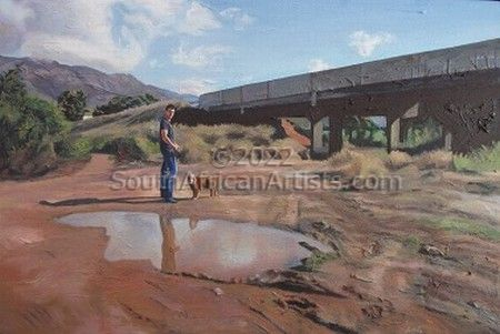 """Railway Nostalgia - Bridge"""