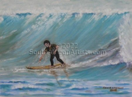 """Surfing the Wave"""
