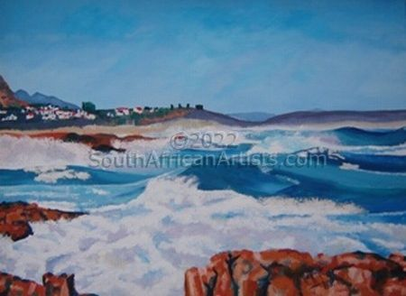 """Summer in Hermanus"""