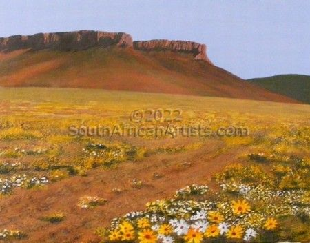 """Namaqualand Road"""