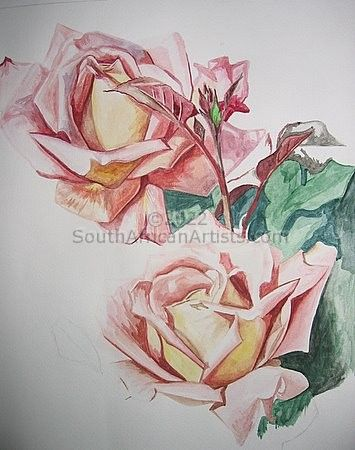 """Pink Roses"""