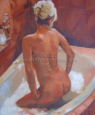"""In the Bath"""
