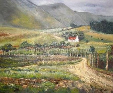 """Cottage in Swellendam Mountains"""