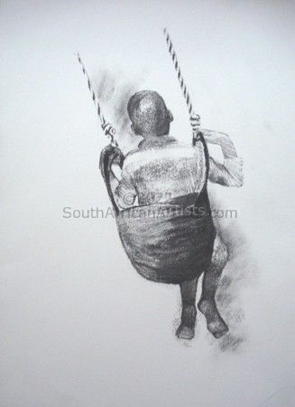 """Child on a Swing"""