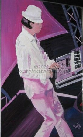 """The Keyboard Player"""