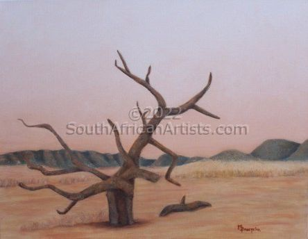 """Deathdance in the Namib"""