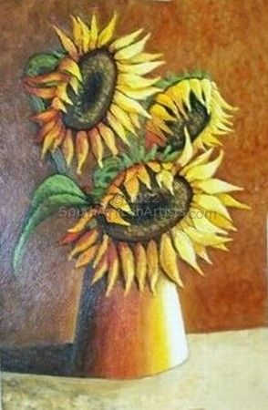 """Sunflowers 2"""