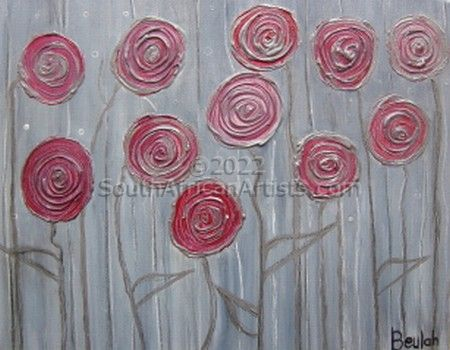 """Red Roses"""