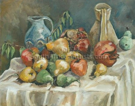 """Stillife With Fruits"""
