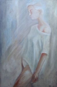"""Woman in White"""