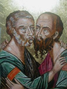 """Phileo-Peter and Paul"""