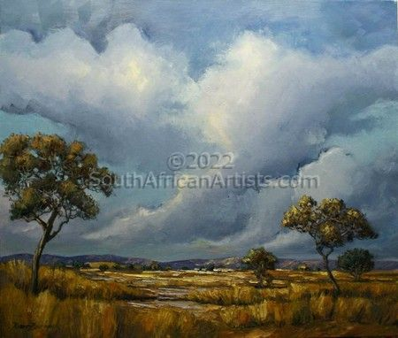 """Storm over the Bushveld"""
