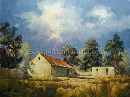 """Old Farmstead"""