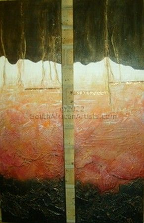 """Copper Diptych"""