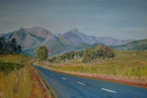 """Road to Tulbagh"""