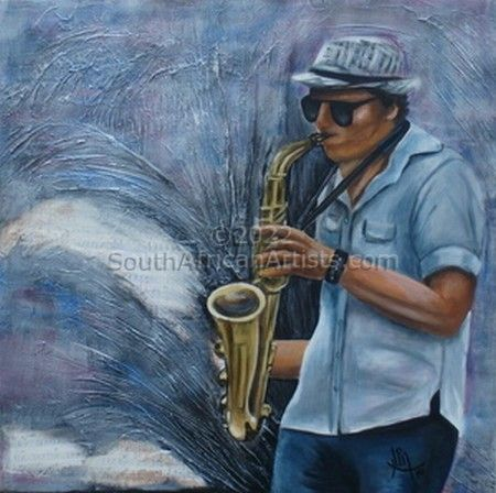 """The Sax Player"""