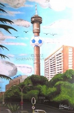 """Hillbrow Tower"""