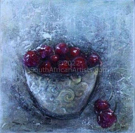 """Vintage collection-Cherries"""