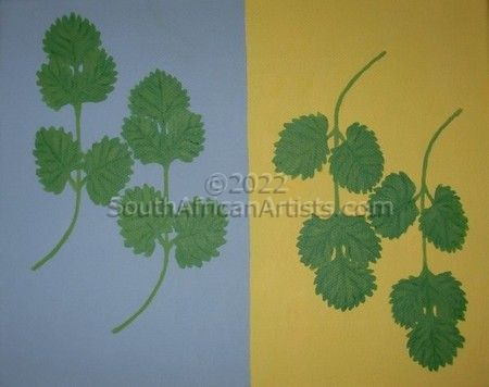 """Coriander For Mieke"""