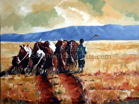"""Cattle Drive"""