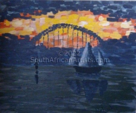 """Harbour Bridge"""