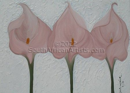 """Lovely pink lillies"""