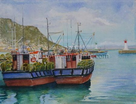 """Kalk Bay Boats"""