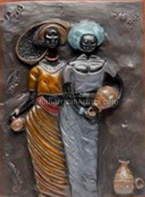 """African Water Carriers"""