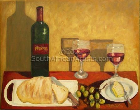 """Bread and Wine"""