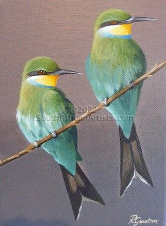 """Bee Eaters"""