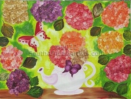 """Naive Art - Gift of Blessings"""