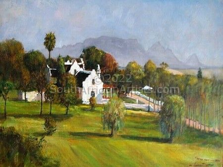 """Stellenbosch Homestead"""